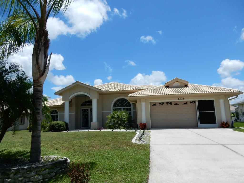 4335 Sandune Ave, North Port, FL