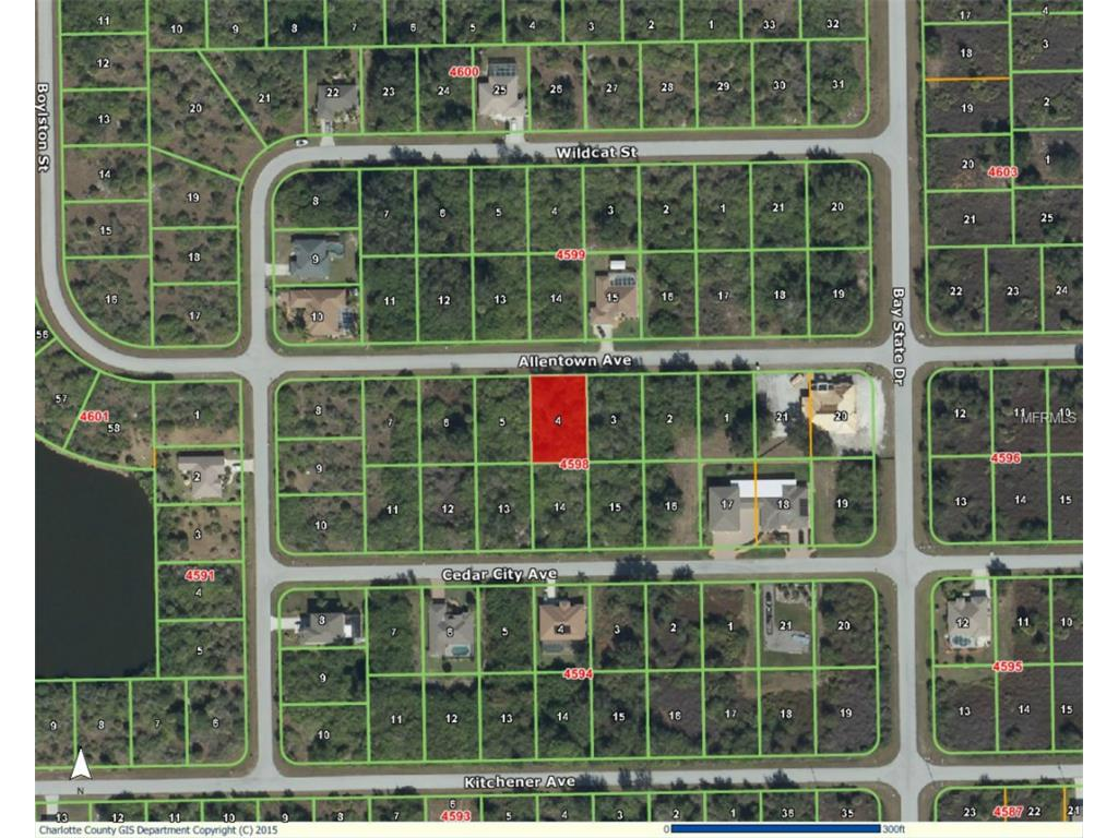 13313 Allentown Avenue, Port Charlotte, FL 33981