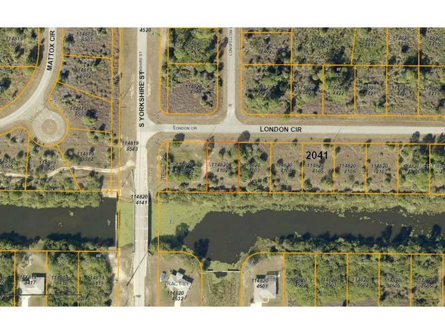 London Cir, North Port, FL 34288