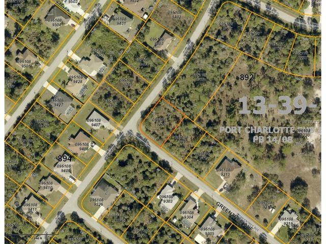 Greentree Ave, North Port, FL 34286