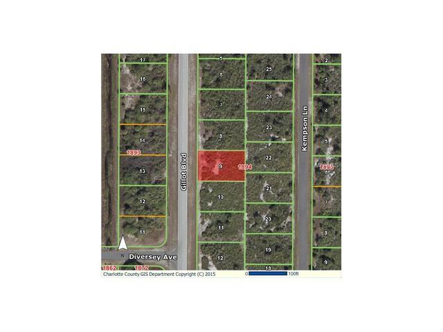 4394 Gillot Blvd, Port Charlotte, FL 33981