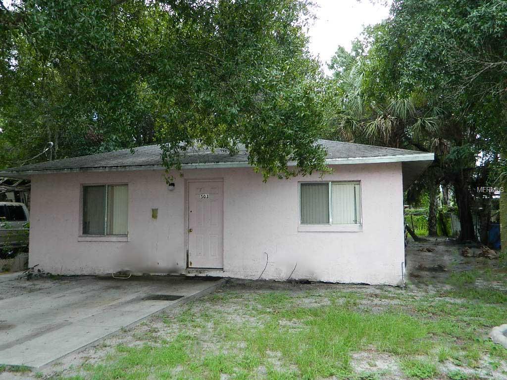 503 Madison Ave, Arcadia, FL