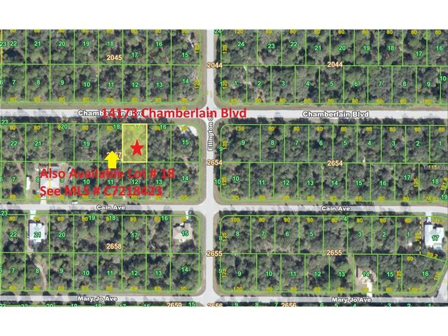 14173 Chamberlain Blvd, Port Charlotte, FL 33953