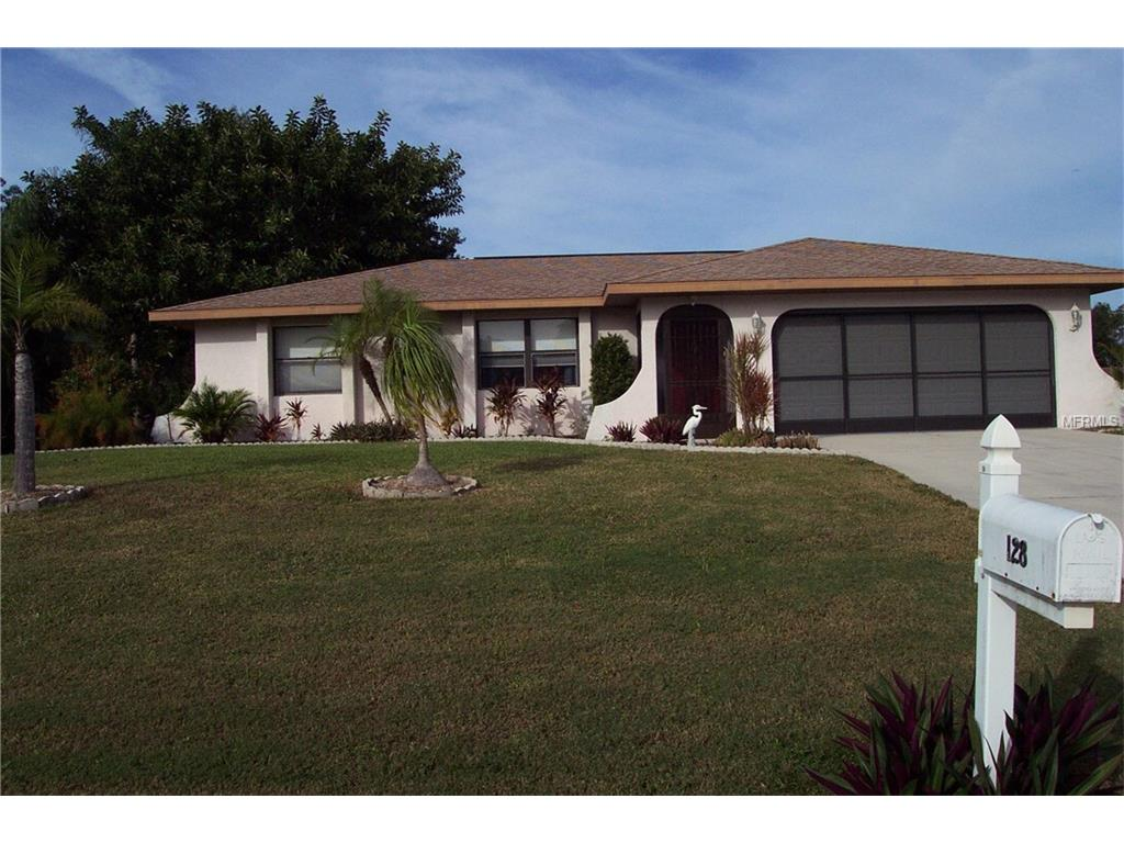 128 Caddy Road, Rotonda West, FL 33947