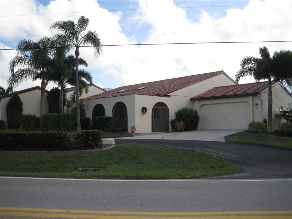 3830 Bal Harbor Blvd #APT 27, Punta Gorda, FL