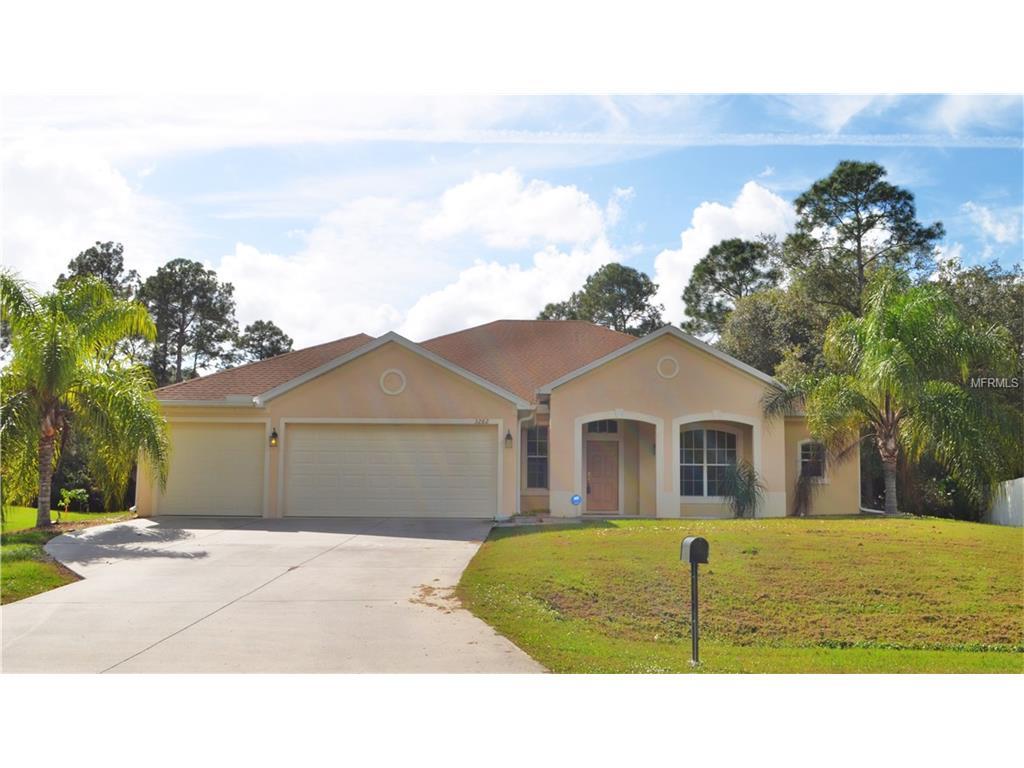 3282 Vivian Rd, North Port, FL