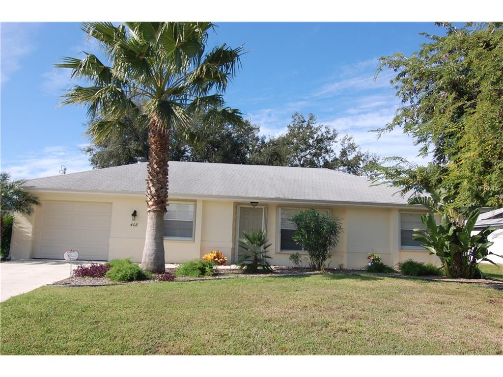 408 Millport St, Port Charlotte, FL