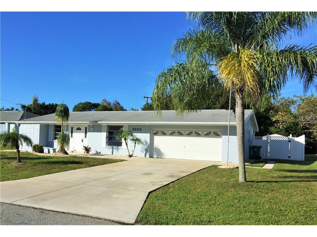 3283 Pinetree St, Port Charlotte, FL