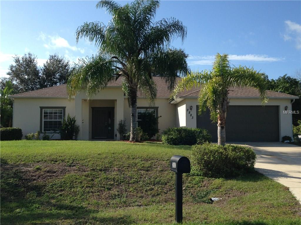 2883 Hopwood Rd, North Port, FL