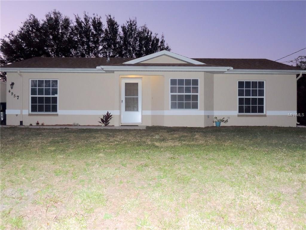 4957 Dewberry St, North Port, FL
