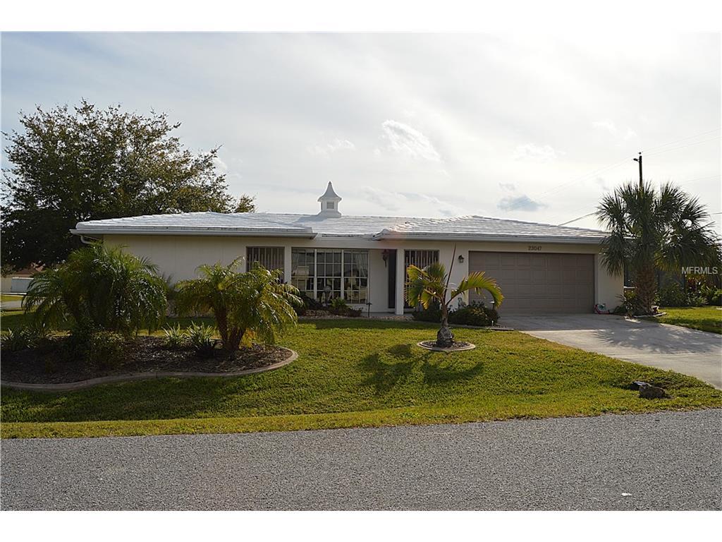23047 Fontaine Ave, Port Charlotte, FL