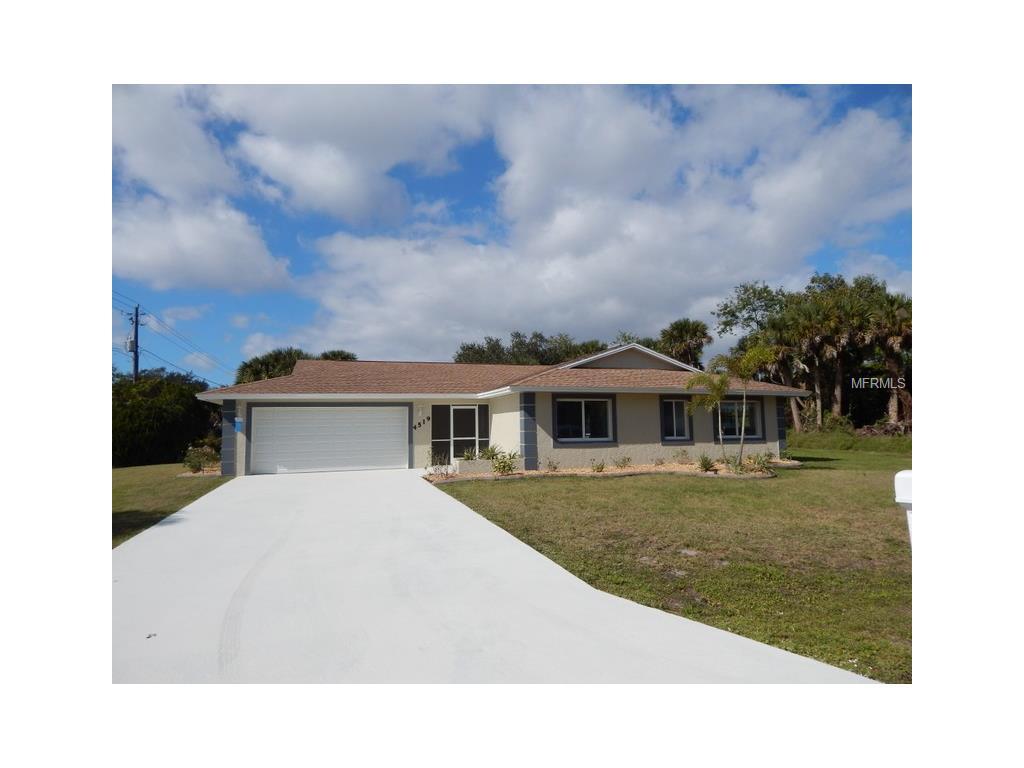 4519 Belfountain St, Port Charlotte, FL