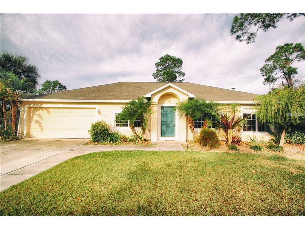 4707 Butterfly Ln, North Port, FL