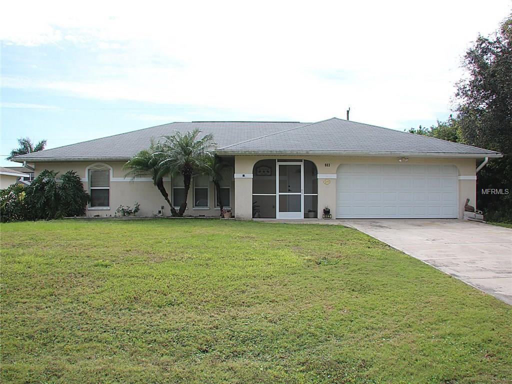 983 Webster Ave, Port Charlotte, FL