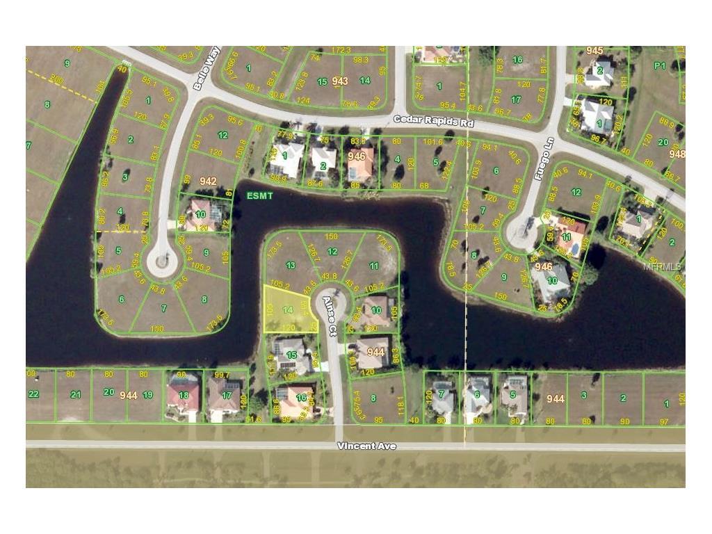 17519 Ainse Court, Punta Gorda, FL 33955