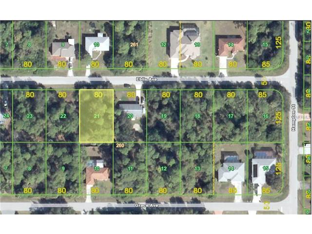 18321 Eblis Ave, Port Charlotte, FL 33948