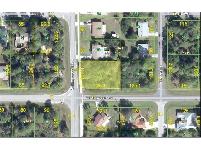18010 Wintergarden Ave, Port Charlotte, FL 33948