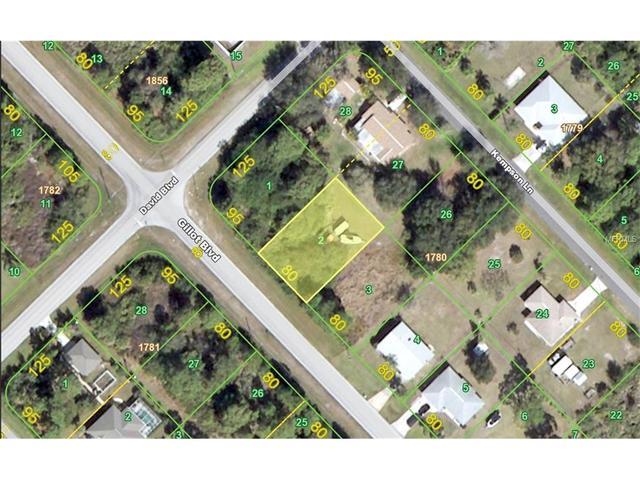 5248 Gillot Blvd, Port Charlotte, FL 33981