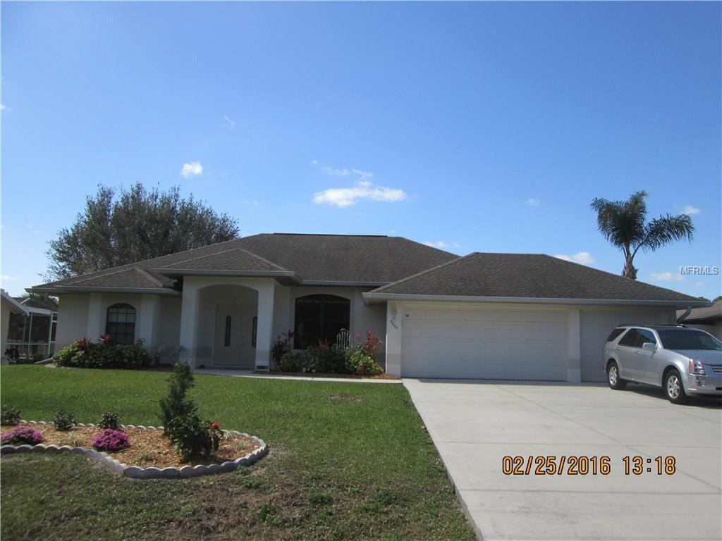 3205 Rock Creek Dr, Port Charlotte, FL