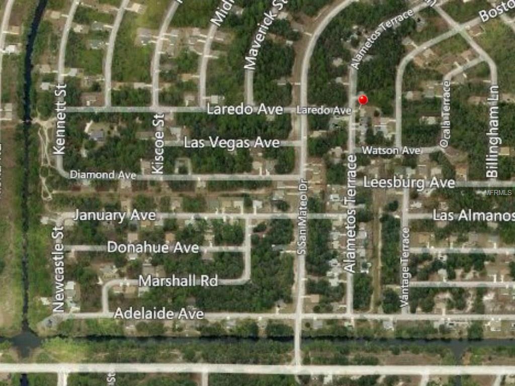 Alametos Terrace, North Port, FL 34288