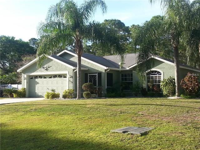 4578 Coker Rd, North Port, FL