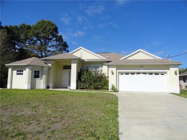 6603 Lapidus Rd, North Port, FL