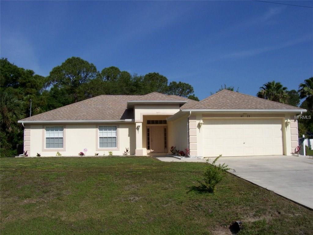 4779 Brandon Ter, North Port, FL
