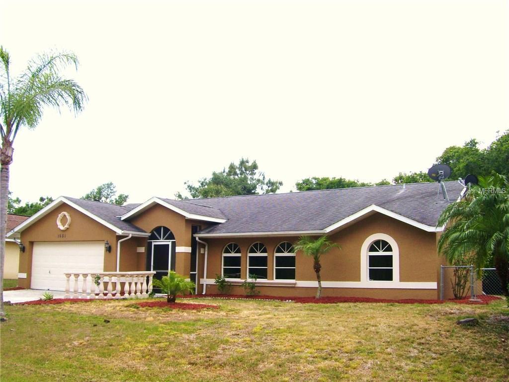 1651 Stimmel St, North Port, FL