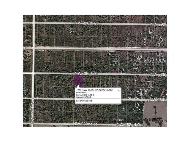 17392 286th St, Okeechobee, FL 34972