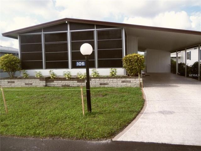 106 Tahitian Way, North Port, FL 34287