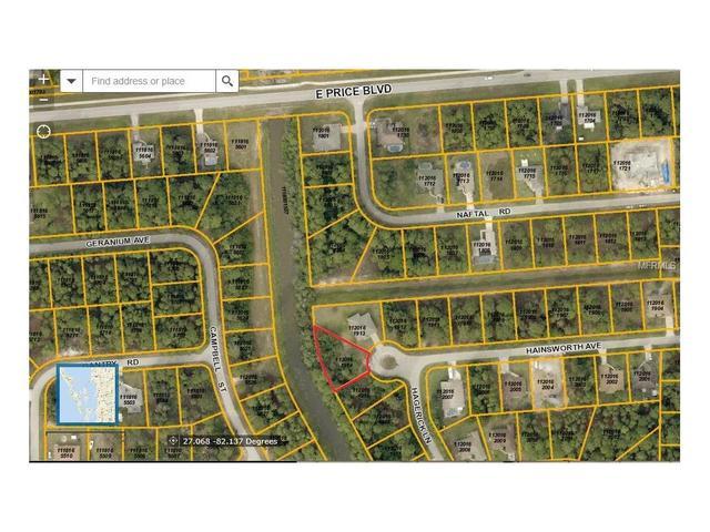 Lot 14 Hainsworth Ct, North Port, FL 34288