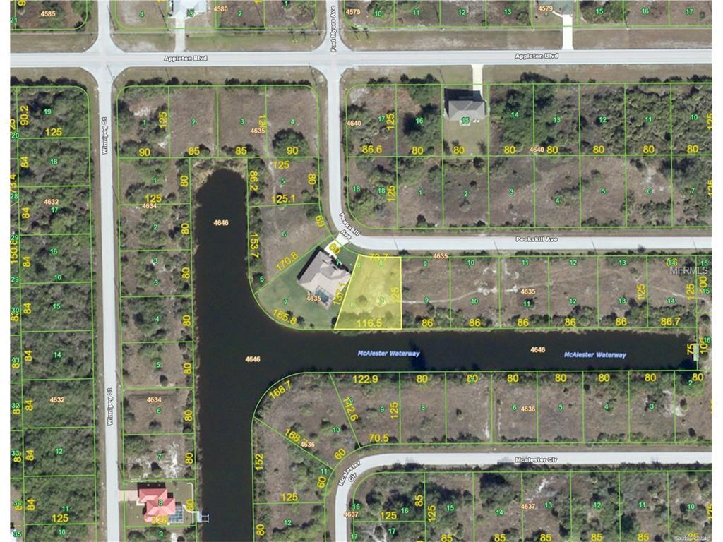 14101 Peekskill Avenue, Port Charlotte, FL 33981