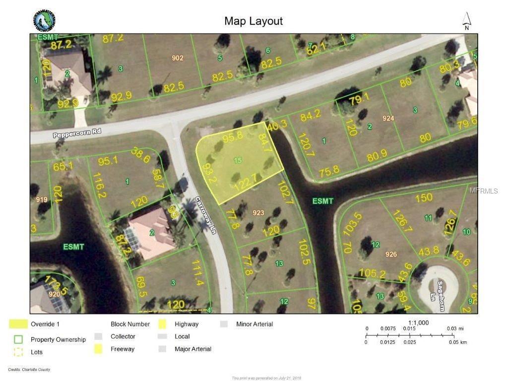 17248 Carroway Lane, Punta Gorda, FL 33955