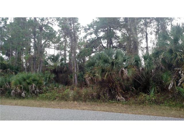 Lot 19 Snowflake Ln, North Port, FL 34286