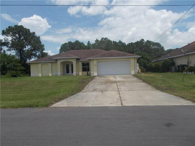 1422 Napoleon Rd, North Port, FL 34288