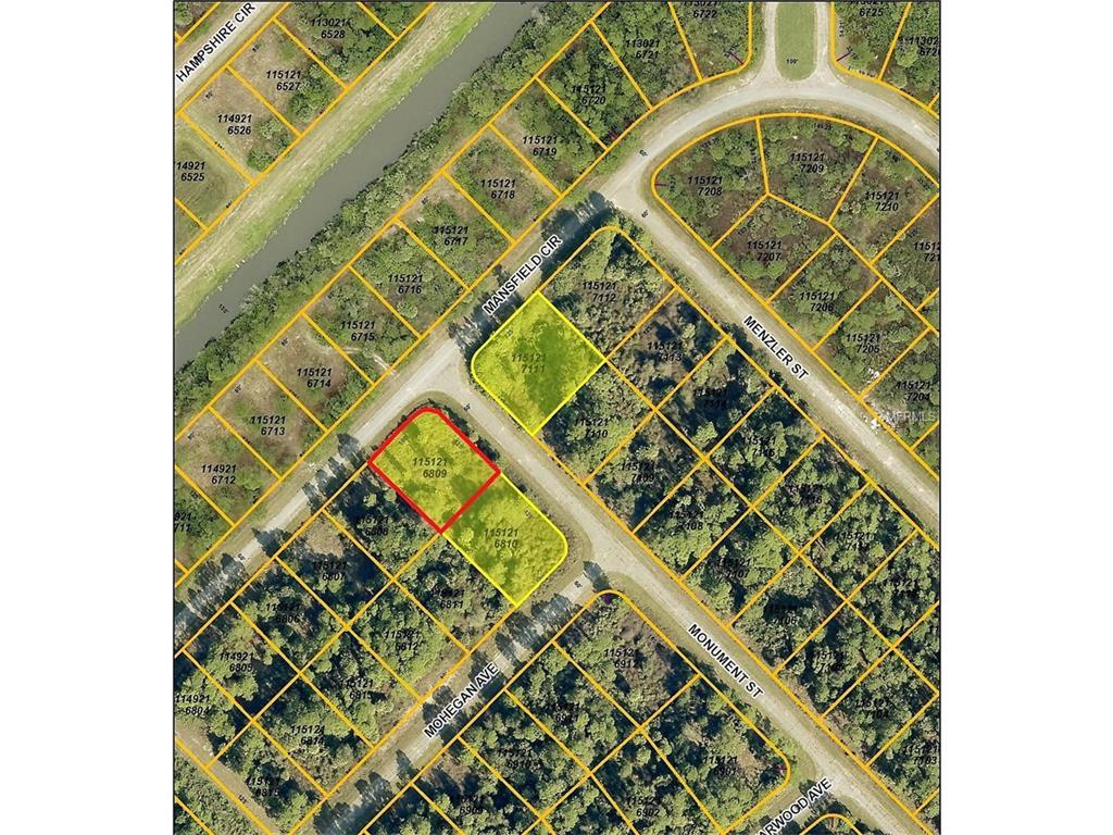 Blk 2168 Lot 09 Mansfield Circle, North Port, FL 34288
