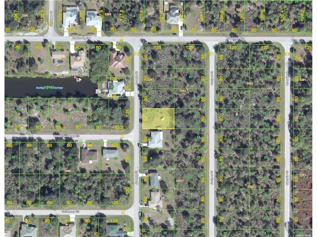 4066 Joseph Street, Port Charlotte, FL 33948