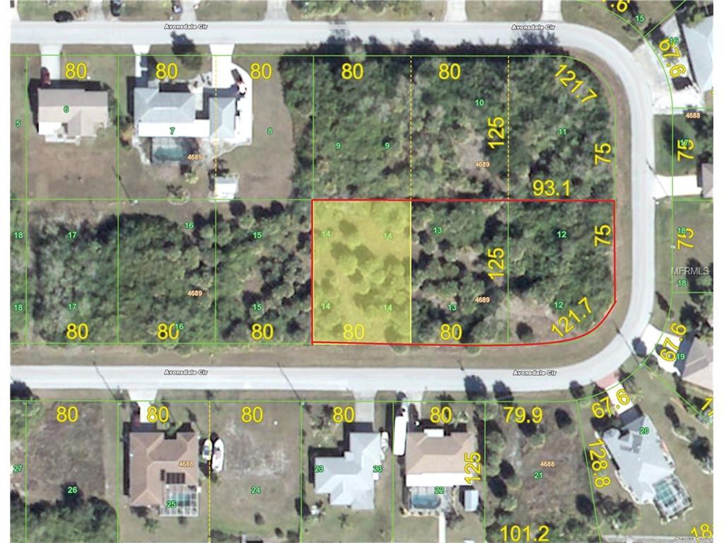 18171 Avonsdale Circle, Port Charlotte, FL 33948