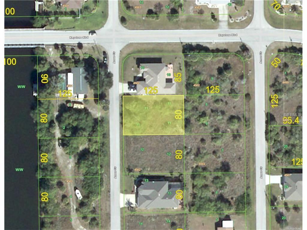 9677 Arnaz Circle, Port Charlotte, FL 33981