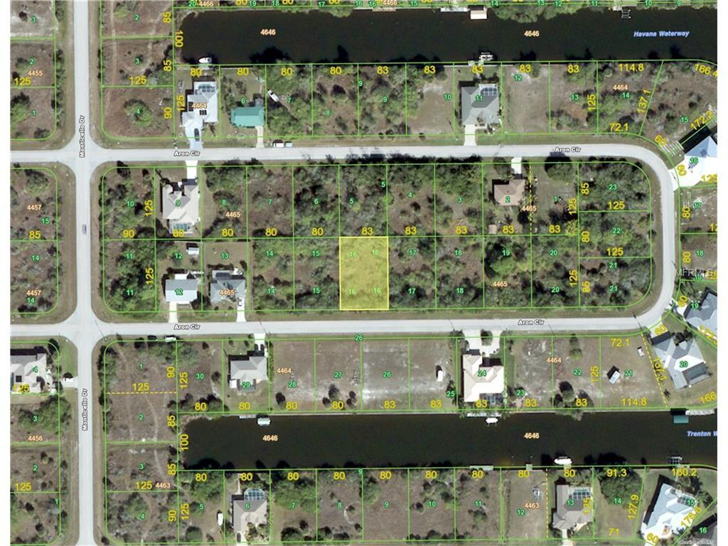 15523 Aron Circle, Port Charlotte, FL 33981
