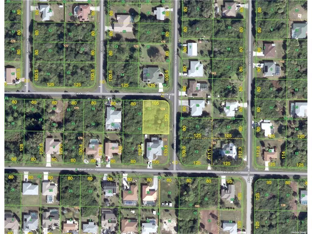 935 Elba Avenue, Port Charlotte, FL 33948