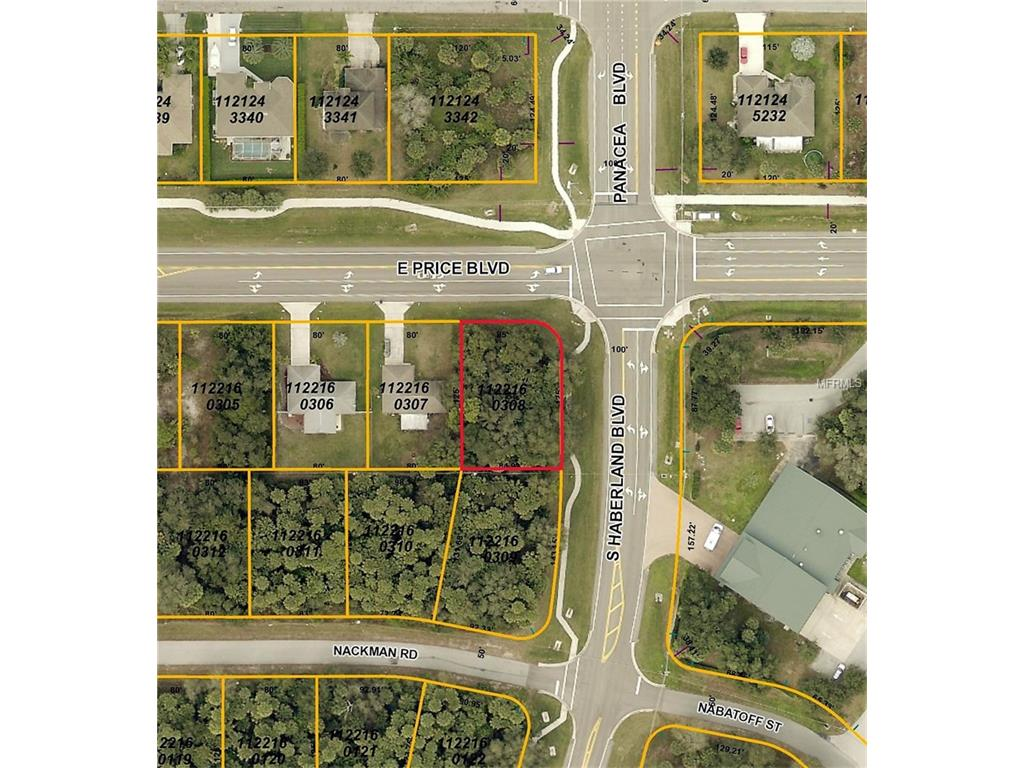 1603 South Haberland Boulevard, North Port, FL 34288
