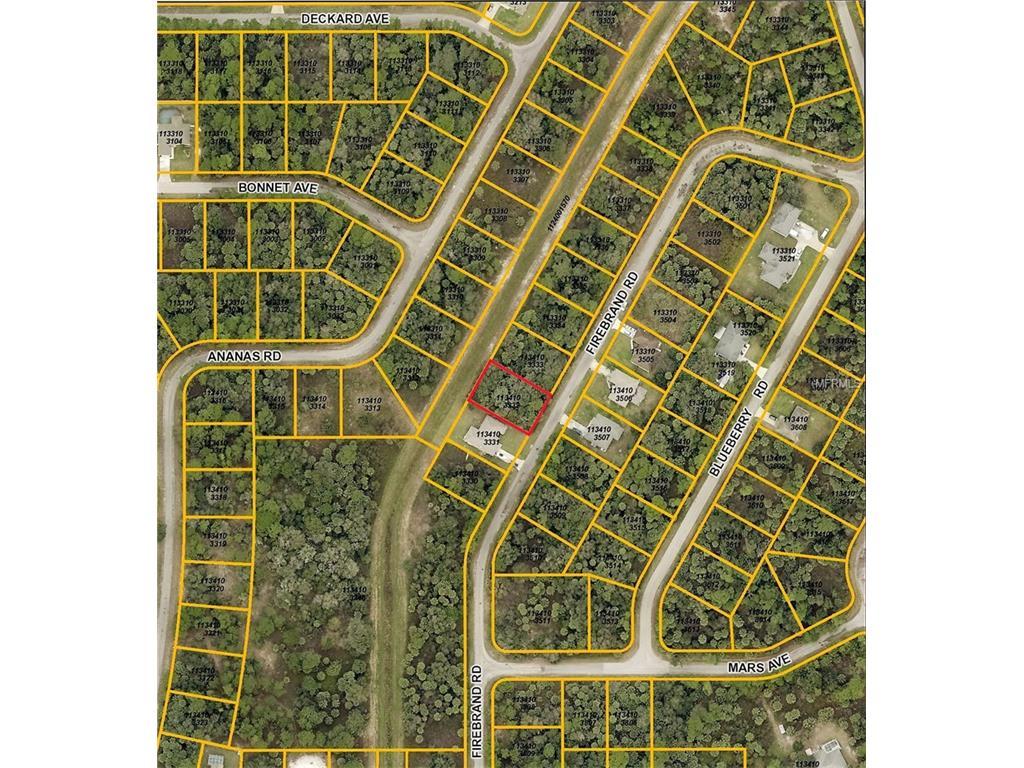 Blk 1033 Lot 32 Firebrand Road, North Port, FL 34288