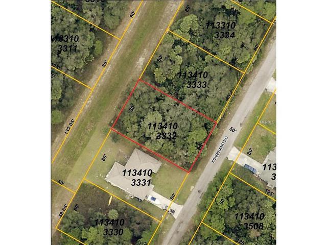 Blk 1033 Lot 32 Firebrand Rd, North Port, FL 34288