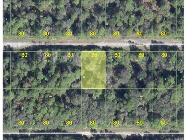 18095 Eber Ave, Port Charlotte, FL 33948