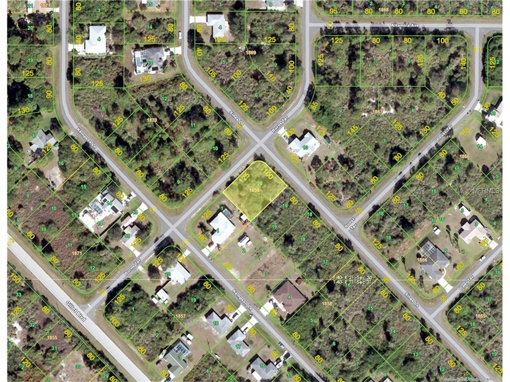 4525 Sines Lane, Port Charlotte, FL 33981