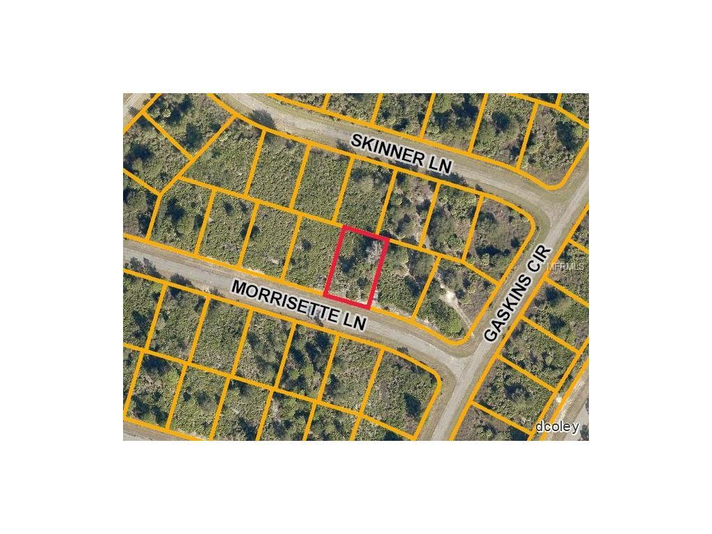Morrisette Lane, North Port, FL 34288