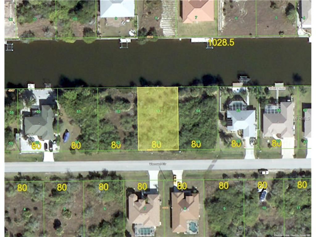 15466 Viscount Circle, Port Charlotte, FL 33981