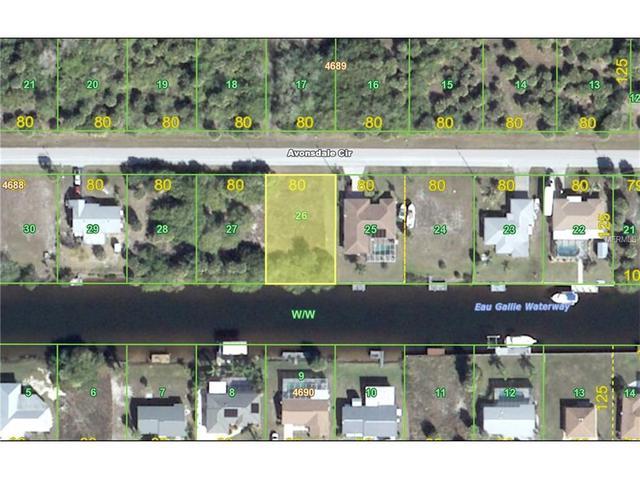 18194 Avonsdale Cir, Port Charlotte, FL 33948