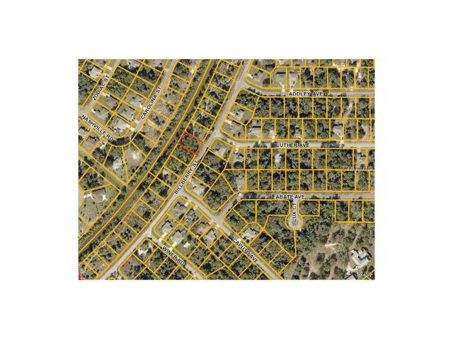 Billberry St, North Port, FL 34288